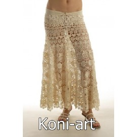 Obrus koronkowy Koni-art 02