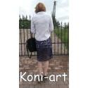 Serweta koronkowa Koni-art 015