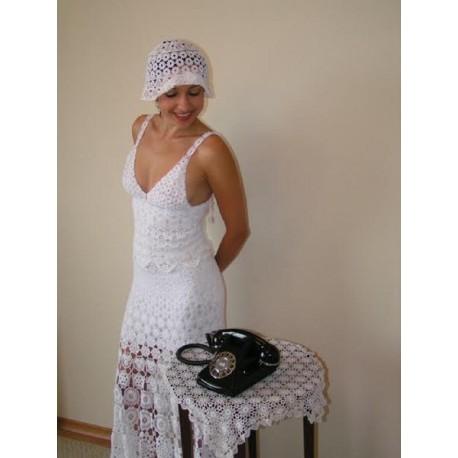 Suknia koronkowa Koni-art 005