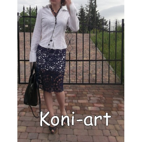 Spódnica koronkowa Koni-art 006