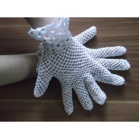Rękawiczki dziecięce Koni-art 008