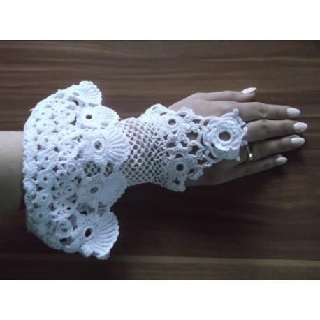 Rękawiczki koronkowe Koni-art 001