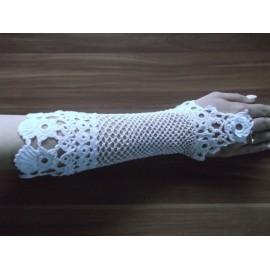 Rękawiczki koronkowe Koni-art 002