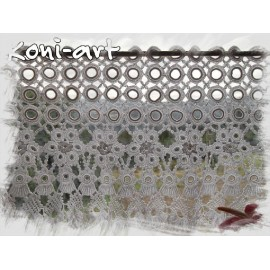 Firanka koronkowa Koni-art 014
