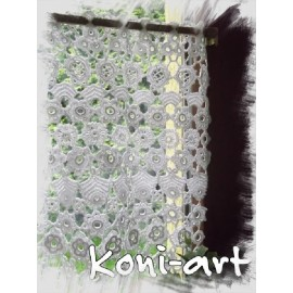 Firanka koronkowa Koni-art 017